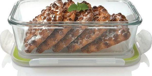 Krabička na jídlo Food Container, 20,5x14,5x6,5 cm