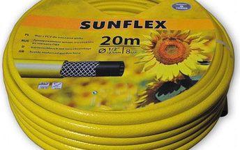 "Zahradní hadice SUNFLEX 3/4"" 20m"