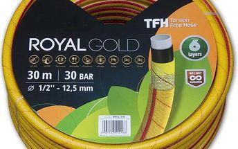 """20m zahradní hadice ROYAL GOLD 1/2"""" - 6vrstvá"""