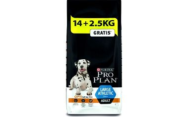 Purina Pro Plan Large Adult Athletic 14 + 2,5 kg Zdarma