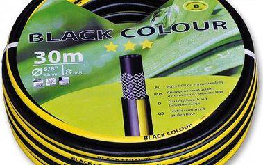 "Zahradní hadice BLACK COLOUR 3/4"" 25m"