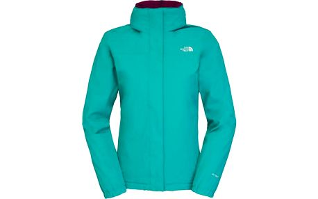 The North Face W Resolve Insulated Jacket Fanfare Green L