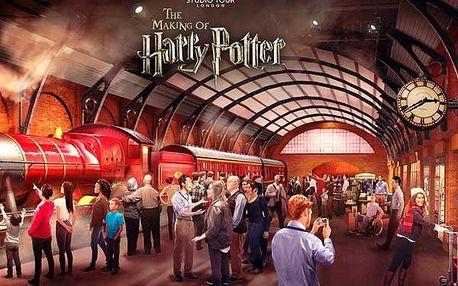 3denní zájezd do Londýna za Harry Potterem