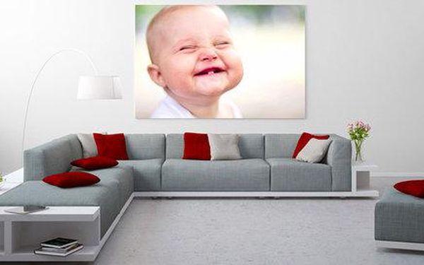 Fotoobrazy napnuté na plátně – 5 různých rozměrů