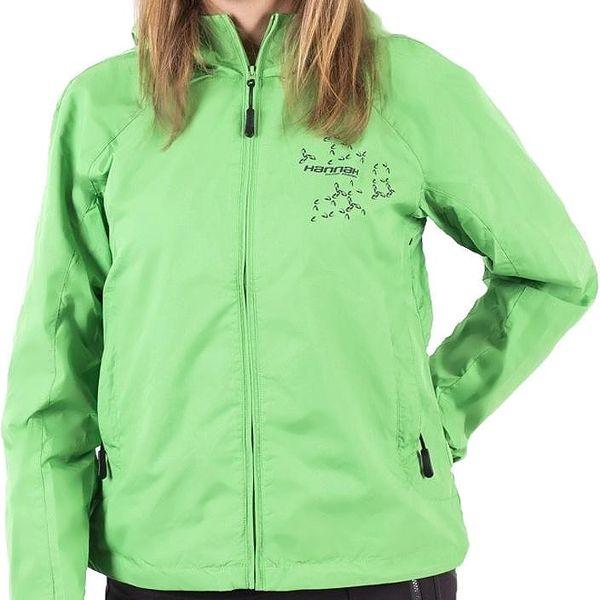 Hannah Dámská bunda 110HH0016HJ05, 38 , Zelená