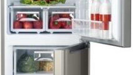 Kombinace chladničky s mrazničkou Hotpoint-Ariston EBM 17220 NX nerez