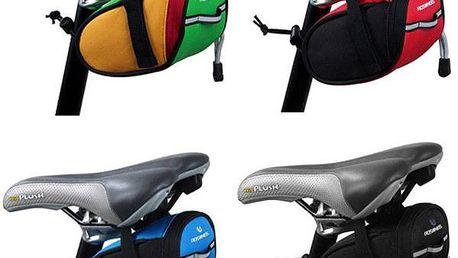Cyklistická taška pod sedlo