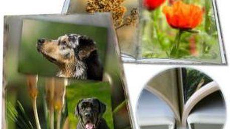Dárkové fotosešity a fotoknihy s vlastními obrázky. TIP AMPLIONU!