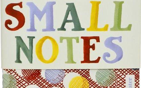 Sada dvou zápisníků Small Notes A6