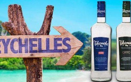 Vynikající rumy Takamaka ze Seychelských ostrovů