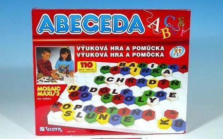 Výuková hra Abeceda pro děti od 4 let!