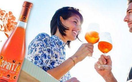 6 láhví exkluzivních italských letních aperitivů