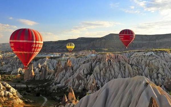 Turecko - Last minute: Hotel Turecko na 8 dní polopenze v termínu 29.08.2015 jen za 5980 Kč.