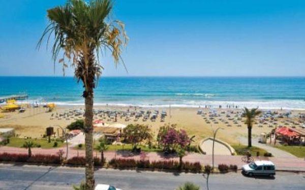 Turecko, oblast Alanya, doprava letecky, all Inclusive, ubytování v 4* hotelu na 11 dní