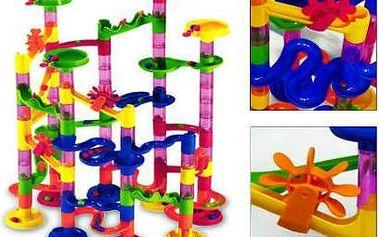 Dětská kuličková dráha - zábava, kterou se vaše dítě rozvíjí