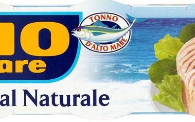 Rio Mare Rio Mare Tuňák ve vlastní šťávě 3 x 80g