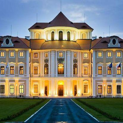 Hotel Zámek Liblice - Liblice, Česká republika, vlastní doprava, strava dle programu