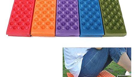 Skládací pěnový podsedák - 5 barev