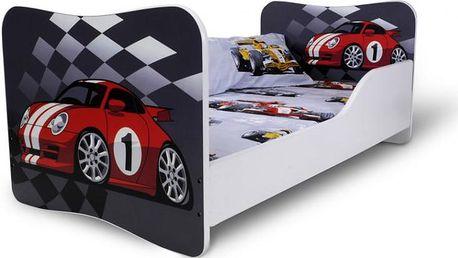Dětská postel Racing Car
