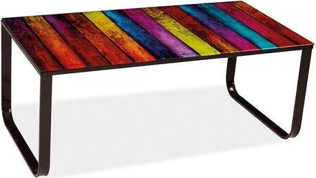 Konferenční stolek Taxi Mix, 105x55 cm - doprava zdarma!