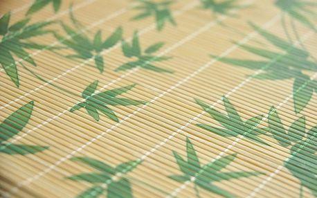 Sada bambusového prostírání Servizio