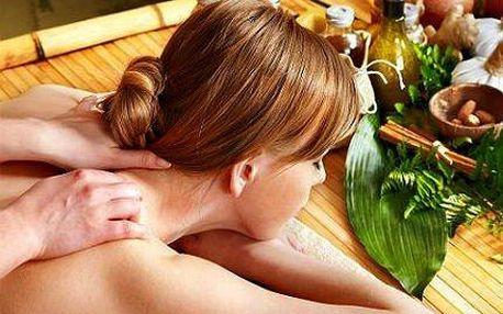 Výběr z pěti masáží + 15 minut terapie CERAGEM