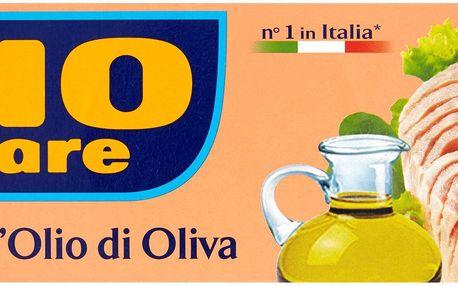 Rio Mare Rio Mare Tuňák v olivovém oleji 3 x 80g