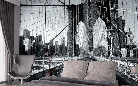 Velkoformátová tapeta New York, 315x232 cm - doprava zdarma!