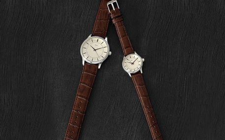 Tchibo, Dámské a pánské hodinky, velké