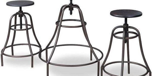 Sada stolku a dvou židlí Tabgo