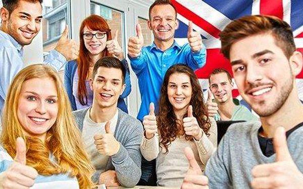 Specializované workshopy v anglickém jazyce s rodilým mluvčím