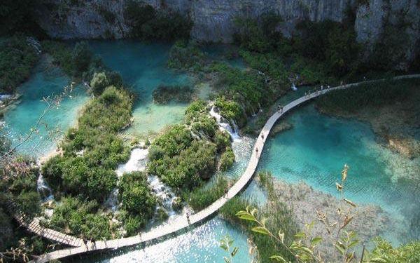 3denní zájezd do Chorvatska k Plitvickým jezerům a do Záhřebu pro 1 osobu3