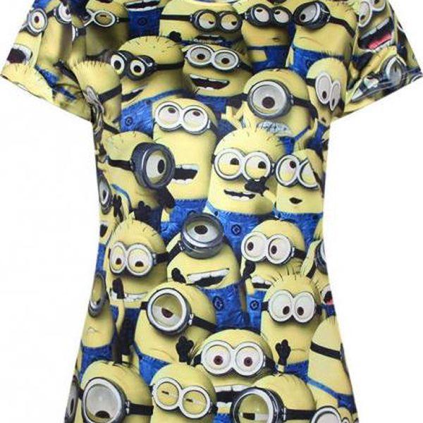 Dámské tričko Mimoni!
