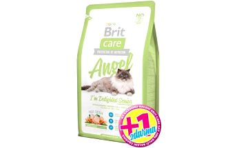 BRIT Care Cat Angel I'm Delighted Senior 400g 1+1 zdarma
