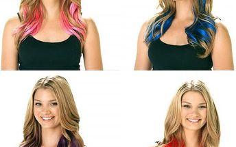 Barevný příčesek do vlasů Secret Color!