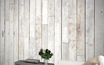 Velkoformátová tapeta Wood, 315x232 cm - doprava zdarma!