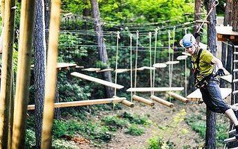 Vstupenky do Jungle Parku pro děti a dospělé