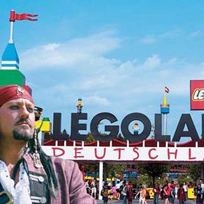 Zájezd do Legolandu s dopravou i vstupenkou!
