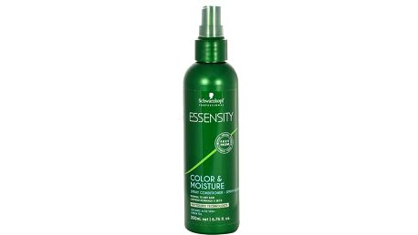 Bezoplachový kondicionér ve spreji Schwarzkopf Professional Essensity Color & Moisture Spray Conditioner 200 ml