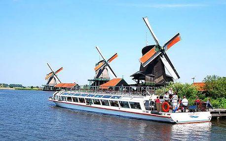 3denní zájezd do Amsterdamu a Zaanse Schans