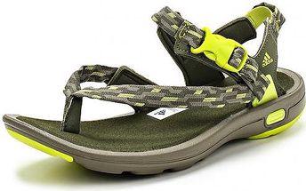Adidas Libria Sandal Clay/Sesoye/Basgrn, zelená, 39