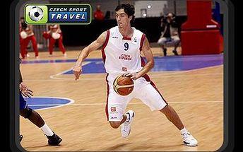 Autobusový zájezd na basketbal Lotyšsko - Česká republika
