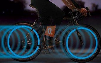 Cyklistický bezpečnostní prvek - LED osvětlení, 2 kusy