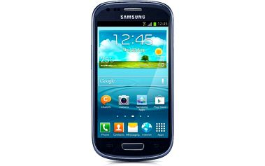 Samsung Galaxy S III mini i8200, VE NFC, blue