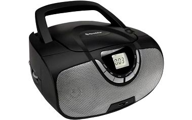 CDR-4550U/BK Radiopřij.s CD/MP3
