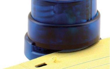 Ekosešívačka, která sešívá bez sponek - několik barev