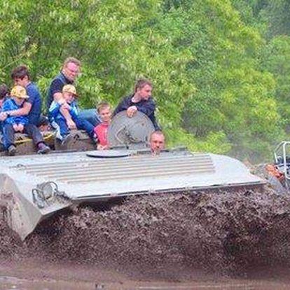 Projíždka v Bojovém vozidle pěchoty