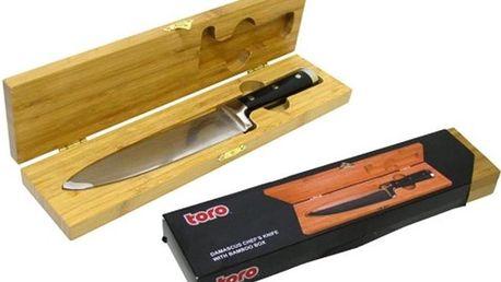 Profesionální, mimořádně ostrý nůž Toro