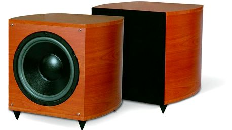 Pure Acoustics SUB RB1200 MAHAGON