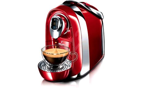 Espresso Tchibo Cafissimo Compact Hot Red